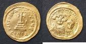 solidus 613 ff Byzanz heraclius und heraclius constantinus, 613-630 ss