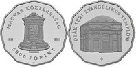 5000 Forint 2011 Ungarn Hungary The Lutheran Church of Deák tér in Buda... 36,00 EUR  +  10,00 EUR shipping