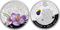 10 Rubel 2013 Belarus - Weissrussland Flowers in Belarus: Crocus/i> Pol... 45,00 EUR  +  10,00 EUR shipping