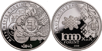 10000 Forint VORVERKAUF 2016 Ungarn - Hungary - Magyaroszág 70 years Fo... 56,00 EUR  +  10,00 EUR shipping