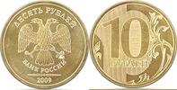 10 Rubel 2009 MMD Russland - Russia Circulation coin 10 Rubel vorzüglic... 1,00 EUR  +  10,00 EUR shipping