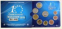 3,88 EUR Kurssatz 2015 Slowakei - Slovensko - Slovakia 10th Bratislava-... 28,00 EUR  Excl. 10,00 EUR Verzending