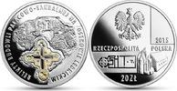 20 Zloty 2015 Polen - Poland - Polska Monuments of Culture – Relics of ... 72,00 EUR