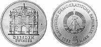 5 Mark 1985 Deutsche Demokratische Republik Dresdner Zwinger - Wallpavi... 15,00 EUR  +  10,00 EUR shipping
