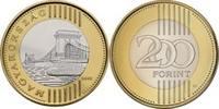200 Forint 2011 Ungarn Hungary Bimetal circulation coin 200 Forint -  -... 1,50 EUR