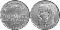 200 Kronen 2015 Tschechien - Czech Republic 200. birthday of Jana Perne... 32,00 EUR  +  10,00 EUR shipping