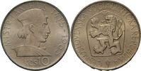 10 Kronen 1968 CSR / CSSR / CSFR - Tschechoslowakei Jan Hus - 550th bir... 15,00 EUR  +  10,00 EUR shipping