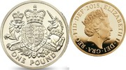 1 Pound 2015 Großbritannien - Great Britain Royal Arms 1 Pound coin wit... 18,00 EUR  +  10,00 EUR shipping