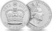 5 Pounds 2015 Grossbritannien - Great Britain Elizabeth II. The Longest... 19,99 EUR  +  10,00 EUR shipping