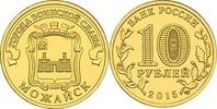 10 Rubel 2015 Rußland - Russia Moschaisk Stempelglanz - unzirkuliert  2,00 EUR  +  10,00 EUR shipping