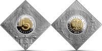 5 Zloty 2016 Polen - Polska - Poland 250 years Warsaw Mint Polierte Patte  74,00 EUR  +  10,00 EUR shipping