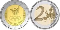 2 Euro 2016 Belgien - Belgique - Belgie Games of the XXXI Olympiad Rio ... 11,90 EUR  +  10,00 EUR shipping