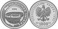 10 Zloty 1996 Polen - Polska - Poland World cup in USA 1994 Polierte Pa... 22,00 EUR