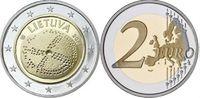 2 EUR 2016 Litauen - Lietuva - Lithuania Lithuanian Culture unzirkuliert  3,50 EUR  +  10,00 EUR shipping