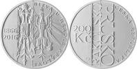 200 Kronen 2016 Tschechien - Czech Republic Battle of Hradec Karlove Kö... 28,00 EUR  +  10,00 EUR shipping