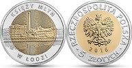 5 Zloty 2015 Polen Polska Poland Discover Poland – Księży Młyn in Łódź ... 3,00 EUR  +  10,00 EUR shipping