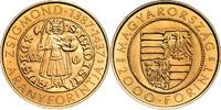 2000 Forint VORBESTELLUNG 2016 Ungarn - Hungary - Magyarorszag Gold Flo... 12,00 EUR  +  10,00 EUR shipping