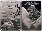 10000 Forint VORVERKAUF 2018 Ungarn - Hungary - Magyaroszág 150 years Z... 56,00 EUR  +  10,00 EUR shipping