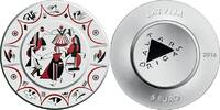 5 Euro RAR 2016 Lettland - Latvija - Latvia Baltars Porcellan from Riga... 89,00 EUR  Excl. 10,00 EUR Verzending