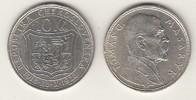 10 Kronen 1928 CSR - Tschechoslowakei Commemorative coin Tomas G. Masar... 9,00 EUR  +  10,00 EUR shipping