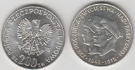 200 Zlotych 1975 Polen - Poland - Polska XXX Years Victury in the fight... 14,00 EUR  +  10,00 EUR shipping
