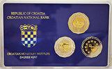 3 x 25 Kuna 2011(2002,4,10) Kroatien - Croatia Kombinerter Satz mit dre... 24,00 EUR  +  10,00 EUR shipping
