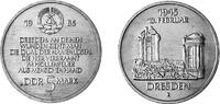 5 Mark 1985 Deutsche Demokratische Republik Frauenkirche in Dresden (Ru... 16,00 EUR  +  10,00 EUR shipping