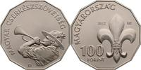 100 Forint Blister 2012 Ungarn - Hungary - Magyarorszag 100 years Scout... 12,00 EUR  +  10,00 EUR shipping
