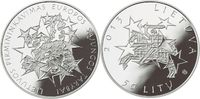 50 Litu 2013 Litauen - Lietuva- Lithuania THE ISSUE OF COINS DEDICATED ... 79,00 EUR  +  10,00 EUR shipping