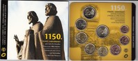 5,88 EUR 2013 Slowakei Slovakia 1150 Jahre Kyrill und Method Slawenapos... 29,00 EUR  Excl. 10,00 EUR Verzending