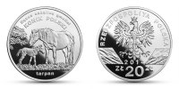 Polen - Polska  -  Poland 20 Zloty 2014 Proof PP Animals of the world - ... 54,00 EUR