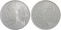 500 Kronen 2012 Tschechien - Czech Republic - Ceská Republika 100th bir... 48,00 EUR