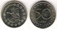 50 Stotinki 2005 Bulgarien - Bulgaria Bulgaria- Start of negotiations t... 2,00 EUR  +  10,00 EUR shipping