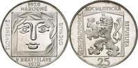 25 Kronen 1970 CSR/ CSSR / CSFR - Tschechoslowakei Slovak National Thea... 12,00 EUR  +  10,00 EUR shipping