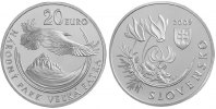 20 Euro 2009 Slowakei Slovakia Velká Fatra - National Park Große Fatra ... 50,00 EUR  Excl. 10,00 EUR Verzending
