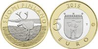 5 EURO 2015 Finnland - Suomi - Finland Finnland 5 Euro 2015  animals La... 8,50 EUR