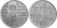 200 Kronen 2015 Tschechien - Czech Republic 100th birthday Bedřich Hroz... 32,00 EUR  Excl. 10,00 EUR Verzending
