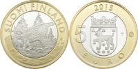 5 EURO 2015 Finnland - Suomi - Finland Finnland 5 Euro 2015  animals La... 9,00 EUR