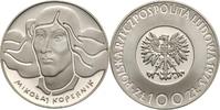 100 Zloty 1973 Polen - Polska - Poland Nicolaus Copernikus Polierte Pla... 12,00 EUR