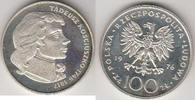 100 Zloty 1976 Polen - Polska - Poland Tadeusz Kościuszko Polierte Plat... 12,00 EUR