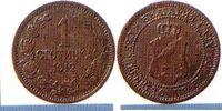 1912 Bulgarien - Bulgaria 1 Stotinka Ferdinand I - 1912 fvz/vz  12,00 EUR  +  10,00 EUR shipping