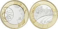 5 Euro 2015 Finnland - Suomi - Finland Basketball - Sports coin from Fi... 9,00 EUR