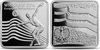 10 Zloty (ab 1.4.2016) 2016 Polen - Poland - Polska Wroclaw Breslau Cul... 49,00 EUR  +  10,00 EUR shipping