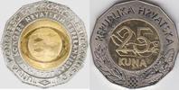 25 Kuna 1997 Kroatien - Croatia - Hrvatska Croatian Esperanto congress ... 7,00 EUR  +  10,00 EUR shipping