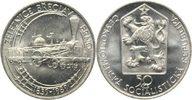 50 Kronen 1989 CSR / CSSR / CSFR - Tschechoslowakei Reilway betwaeen Br... 12,00 EUR  +  10,00 EUR shipping