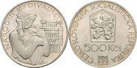 500 Kronen 1983 CSR / CSSR / CSFR Tschechoslowakei 100 years National T... 49,00 EUR  +  10,00 EUR shipping