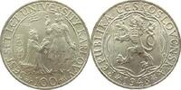 100 Kronen 1948 CSR / CSSR / CSFR - Tschechoslowakei 600th Years Karls ... 10,00 EUR  +  10,00 EUR shipping