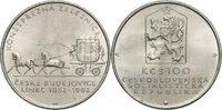 100 Kronen 1982 CSR/CSSR/CSFR - Tschechoslowakei Horse Tram  150th anni... 12,00 EUR  +  10,00 EUR shipping