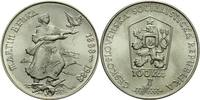 100 Kronen 1988 CSR/CSSR/CSFR - Tschechoslowakei Benka Martin 100th bir... 10,00 EUR  +  10,00 EUR shipping