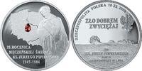10 Zloty 2009 Polen - Polska - Poland Pfarrer Jerzy Popieluszko - 25. J... 12,00 EUR  +  10,00 EUR shipping